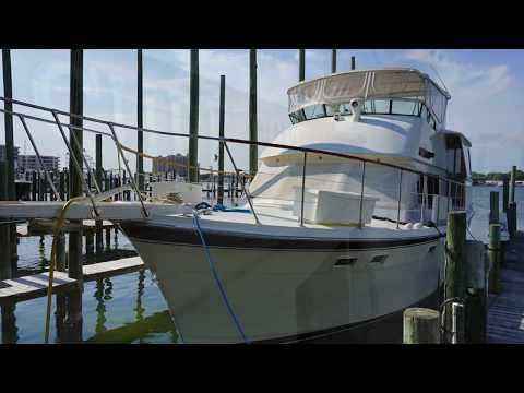 Atlantic 48 Motor Yachtvideo