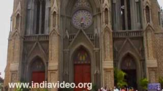 St. Philomena's Church in Mysore