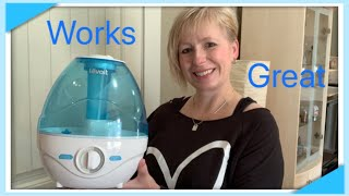 Levoit Classic 100 Ultrasonic Cool Mist Humidifier Review!