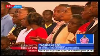 Mbiu ya KTN Taarifa Kamili na Mary Kilobi - Sehemu 1- 22/1/2017