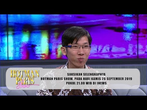 SIMAK! Kisah Welin Kusuma, Pria Peraih 32 Gelar Akademik Hanya di Hotman Paris Show, 26 September