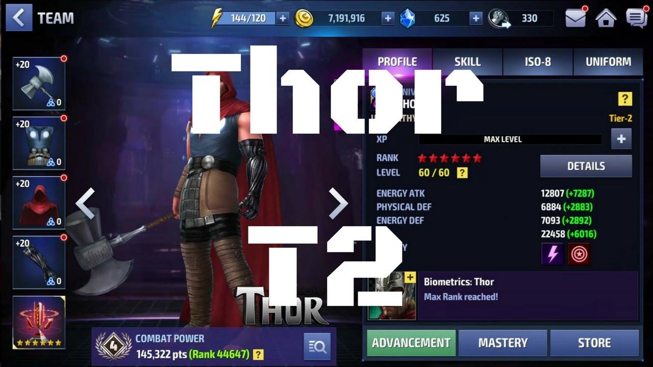 รีวิว Thor T2