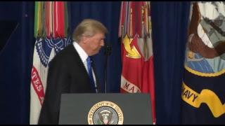 Live: Новая стратегия США в Афганистане