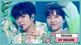 [쇼! 음악중심] 트레저 - 마이 트레저 (TREASURE - MY TREASURE), MBC 210206 방송