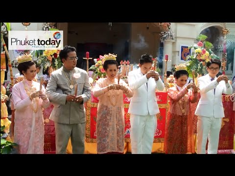 Old Phuket Town's Baba Wedding Festival, 20-21 June