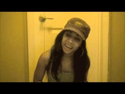 """Tiffany Evans sings Beyonce's Live version of """"Speechless""""!"""