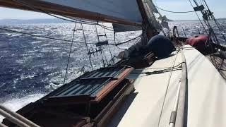 Le long des côtes sardes - juillet 2020