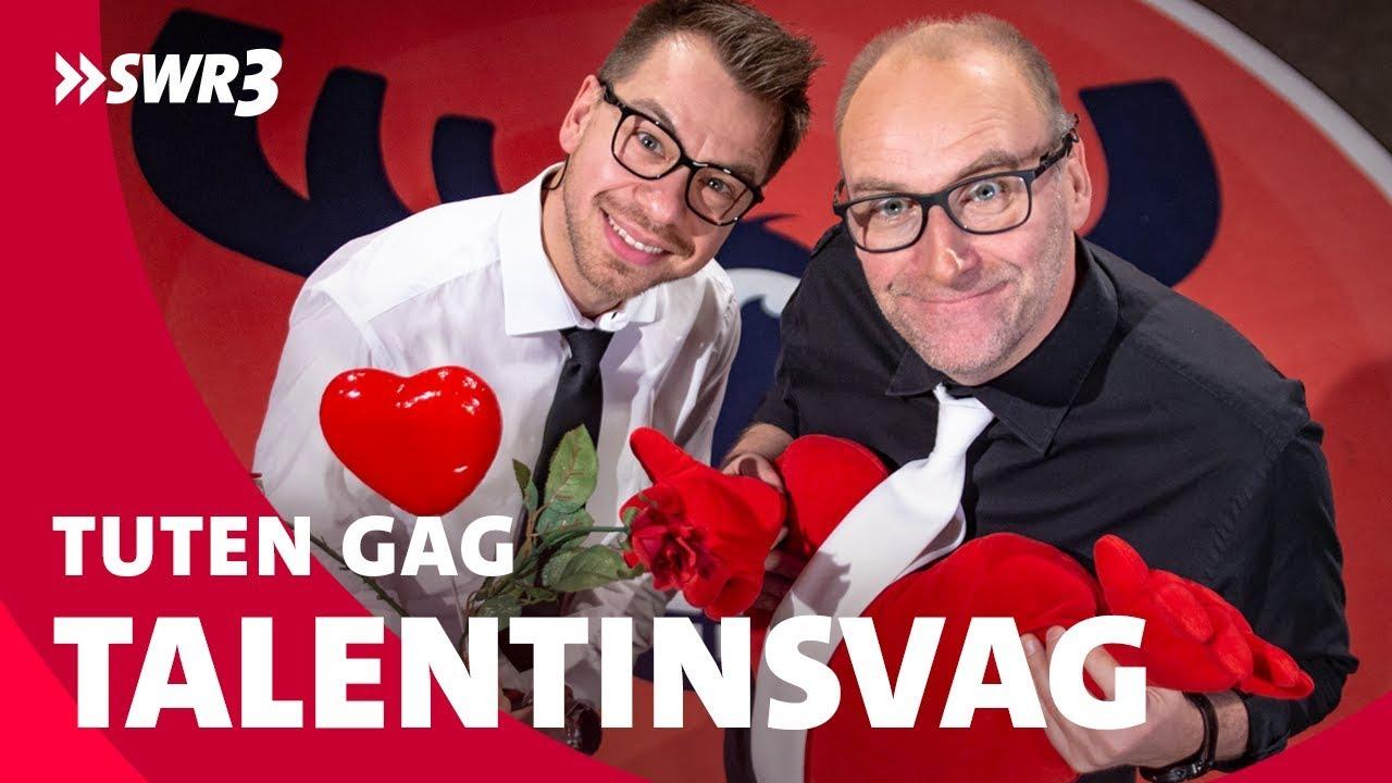 Tuten Gag - Valentinstag; Foto: SWR3
