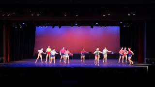 SDCDA COMPANY 2017 - GO INTO YOUR DANCE