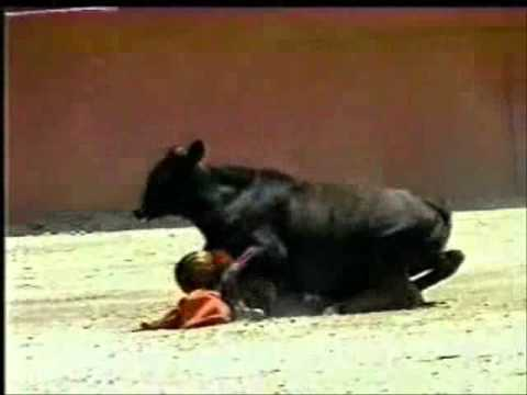 Woman Midget Bullfighter