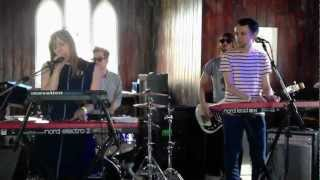 "Cosines - ""Super Electric"" (live at Indietracks, 2012)"