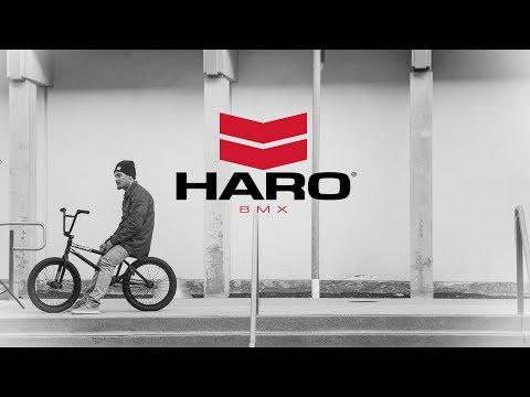 CHAD KERLEY - HARO BMX 2018