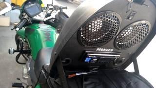Audio Para Motos Tuning