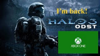 Halo 3 ODST Xbox One Backwards Compatibility Gameplay Firefight