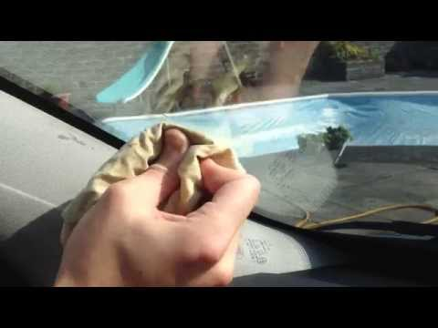 How to remove sticky glue residue and stickers from glass and car bodywork - EASY GUIDE