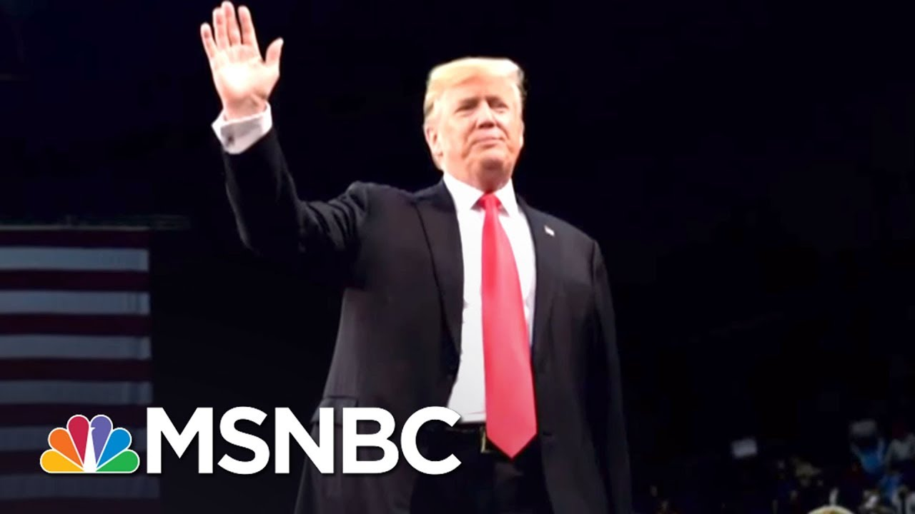 Donald Trump Takes A Risk Campaigning In Pennsylvania   MTP Daily   MSNBC thumbnail