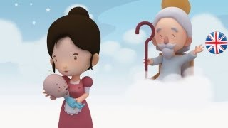 THE CHILDREN'S ANGEL -  English fairy tale for kids