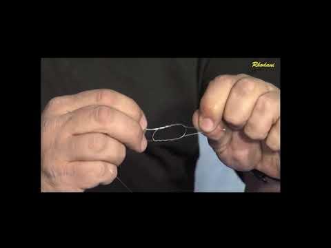 Mantenimiento del Carrete, limpieza, engrase y cambio de hilo.