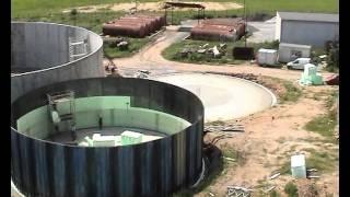 bioplynka farma Budišov 2.avi