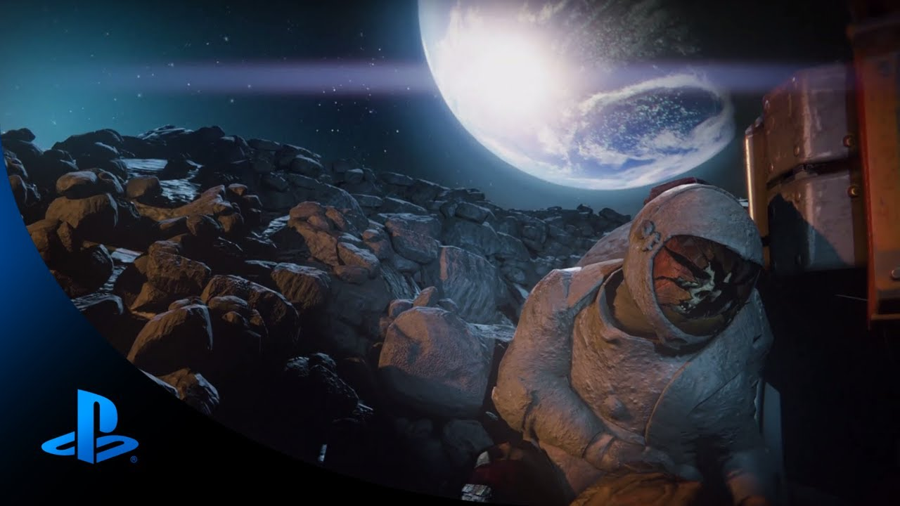 Destiny Beta Coming, New Trailer Takes Us to the Moon