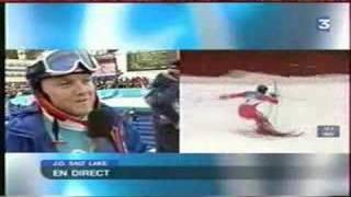 J.O 2002 - slalom homme
