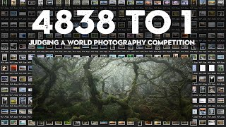 What does it take to WIN a PHOTOGRAPHY COMPETITION? 4,838 to 1 winner