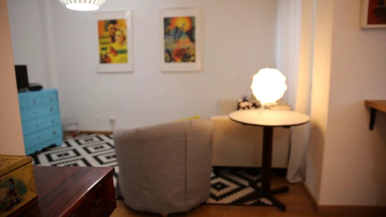 Chic studio apartment for rent in Arroios