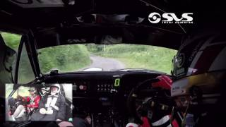 Jump on board with WRC driver Craig Breen friend Patrick Croke for