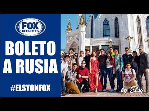 Bienvenidos a Rusia! Fox Deportes l Ultimo show de