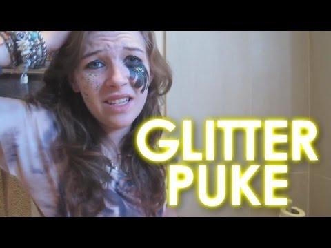 The Key Of Awe$ome - TIK TOK KESHA 'Glitter Puke' Remake