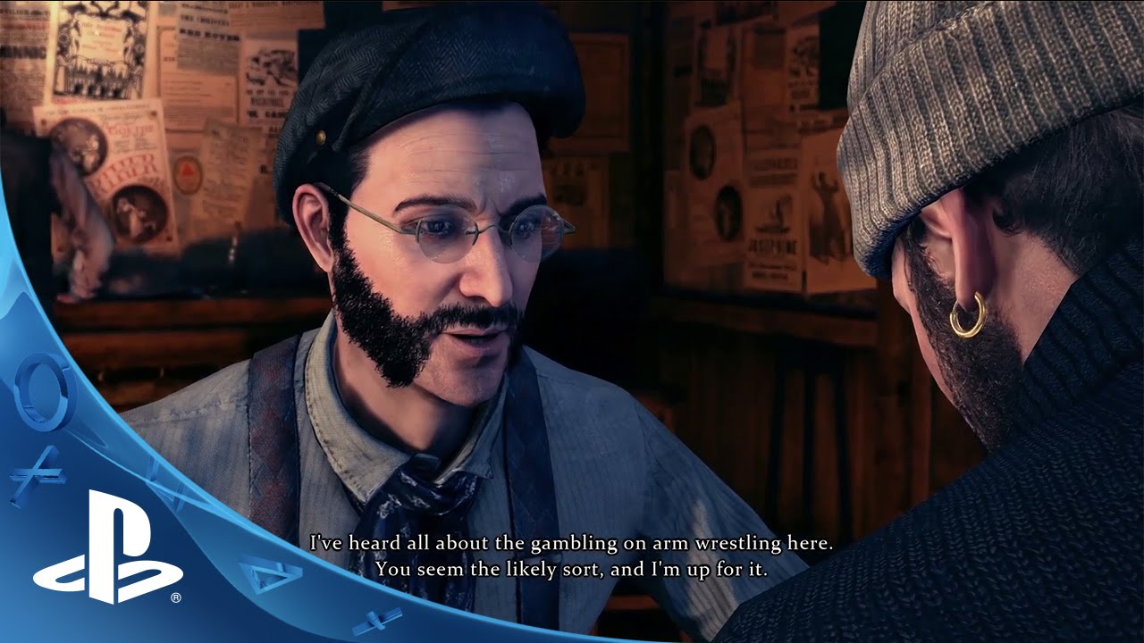 Trick the World in Sherlock Holmes: Crimes & Punishments