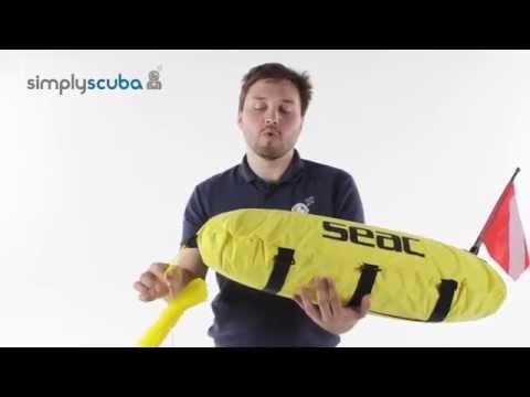 SEAC SUB Master Siluro Buoy – www.simplyscuba.com