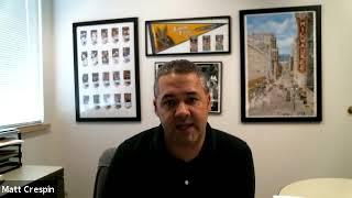 Message from ADHA President Matt Crespin