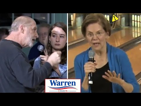 'I Shouldn't Have Done It!' Warren Forced to Re-Apologize After Voter Calls Her Out