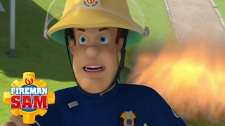 Fireman Sam New Episodes - Best Rescues Season 10  🚒  165 - 174