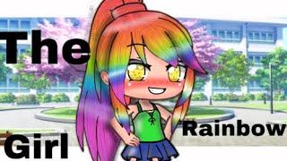 ( OLD ) The Rainbow Girl/ GLMM~original