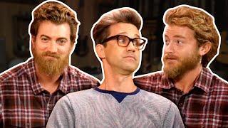 Rhett Finally Meets His Lookalike
