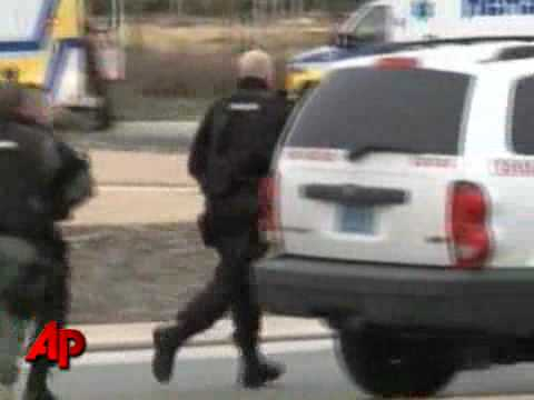 Deadly Shooting at University of Alabama - 02-12-10