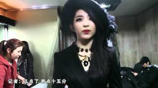 4minute - Volume Up MV拍攝花絮