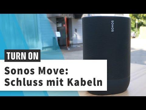 Sonos Move: Der neue Bluetooth-Speaker im Hands-On (IFA 2019)