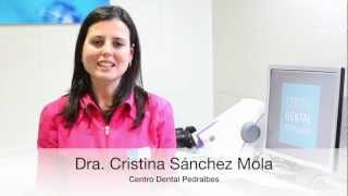 Especialista en Ortodoncia y Odontopedia Odontofacial - Cristina Sánchez Mola