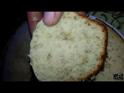 BOLU PISANG SUPER LEMBUT ANTI GAGAL