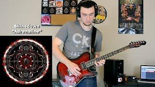 Adrenaline - Shinedown (Guitar Cover)