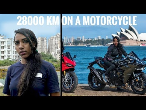 India To Australia On A Motorcycle | 28K Kilometers | RWR