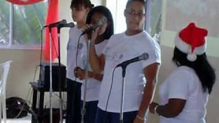 preview picture of video 'Fiesta Navidad, Volunteer Health Promoters (2009)'