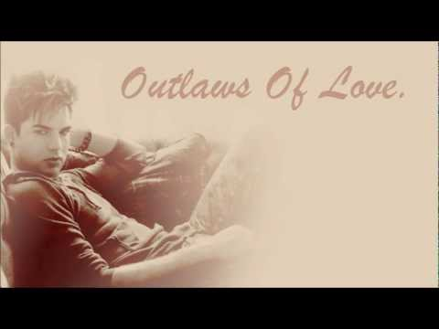 Adam Lambert - Outlaws Of Love [FULL SONG] - LYRICS Mp3