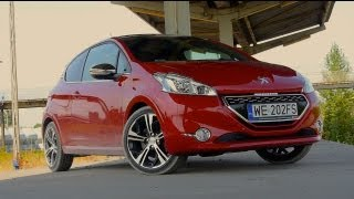 (ENG) Peugeot 208 GTi - Test Drive and Review - GTi is Back
