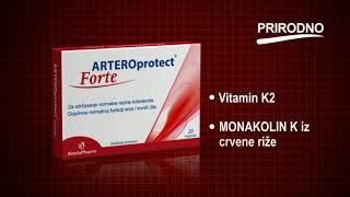 ARTEROprotect Forte - Čuvar Vaših Arterija - Očistite vaše arterije - Smanjite kolesterol