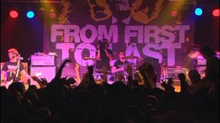 From First To Last - Documentary + 2004 LIVE FULL SET