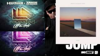Hardwell Ft Armin van Buuren vs Zedd - Stay Off The Hook (Hardwell Ultra Europe 2017 Mashup)